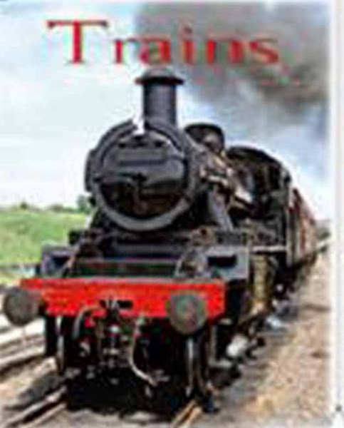Trains: Pocket Book