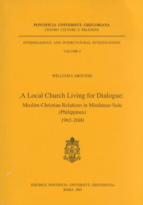A Local Church Living for Dialogue