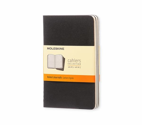 Moleskine Ruled Cahier