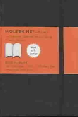 Moleskine - Classic Soft Cover Notebook - Ruled - Pocket - Black