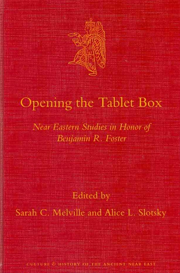 Opening the Tablet Box