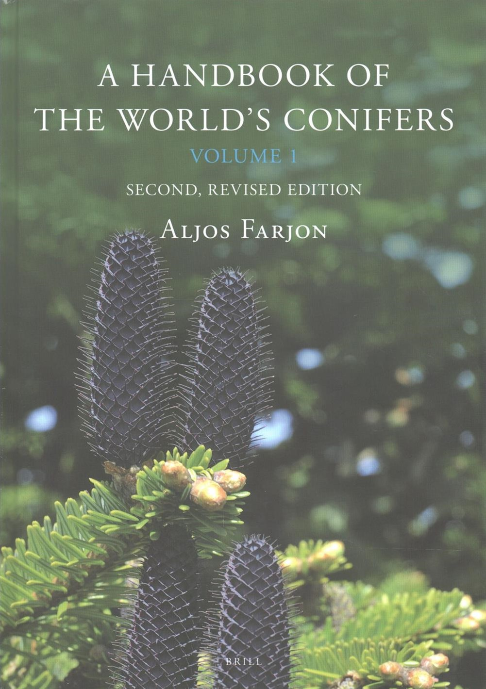 A Handbook of the World's Conifers (2 Vols. )