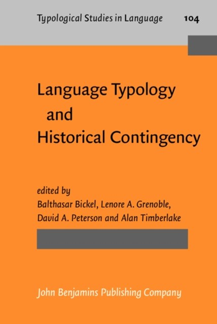 (ebook) Language Typology and Historical Contingency