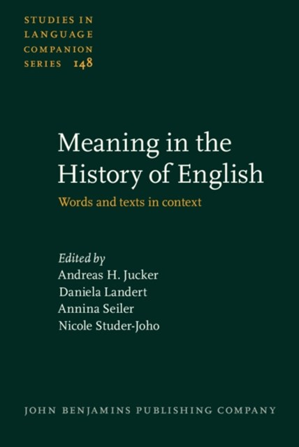 Meaning in the History of English