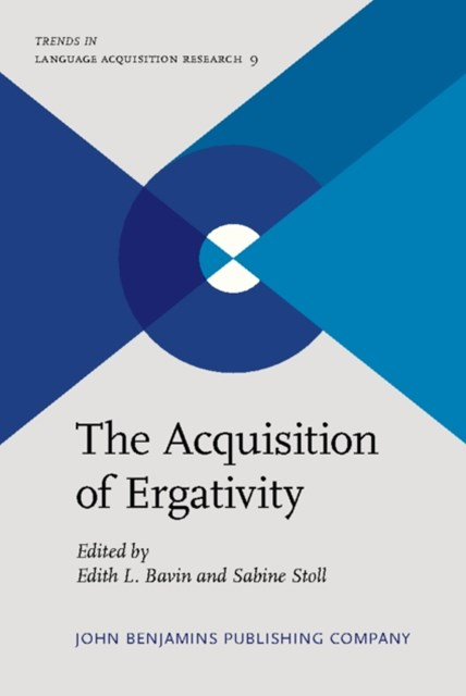 (ebook) Acquisition of Ergativity