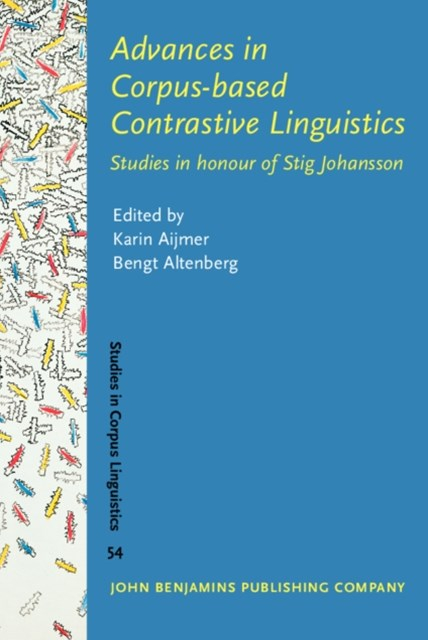 (ebook) Advances in Corpus-based Contrastive Linguistics