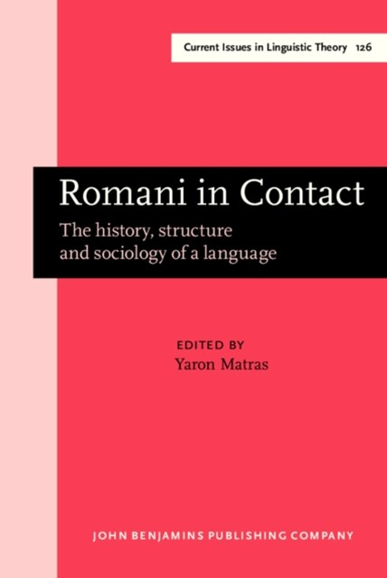 (ebook) Romani in Contact
