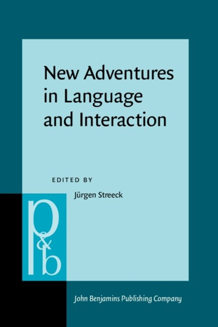 (ebook) New Adventures in Language and Interaction