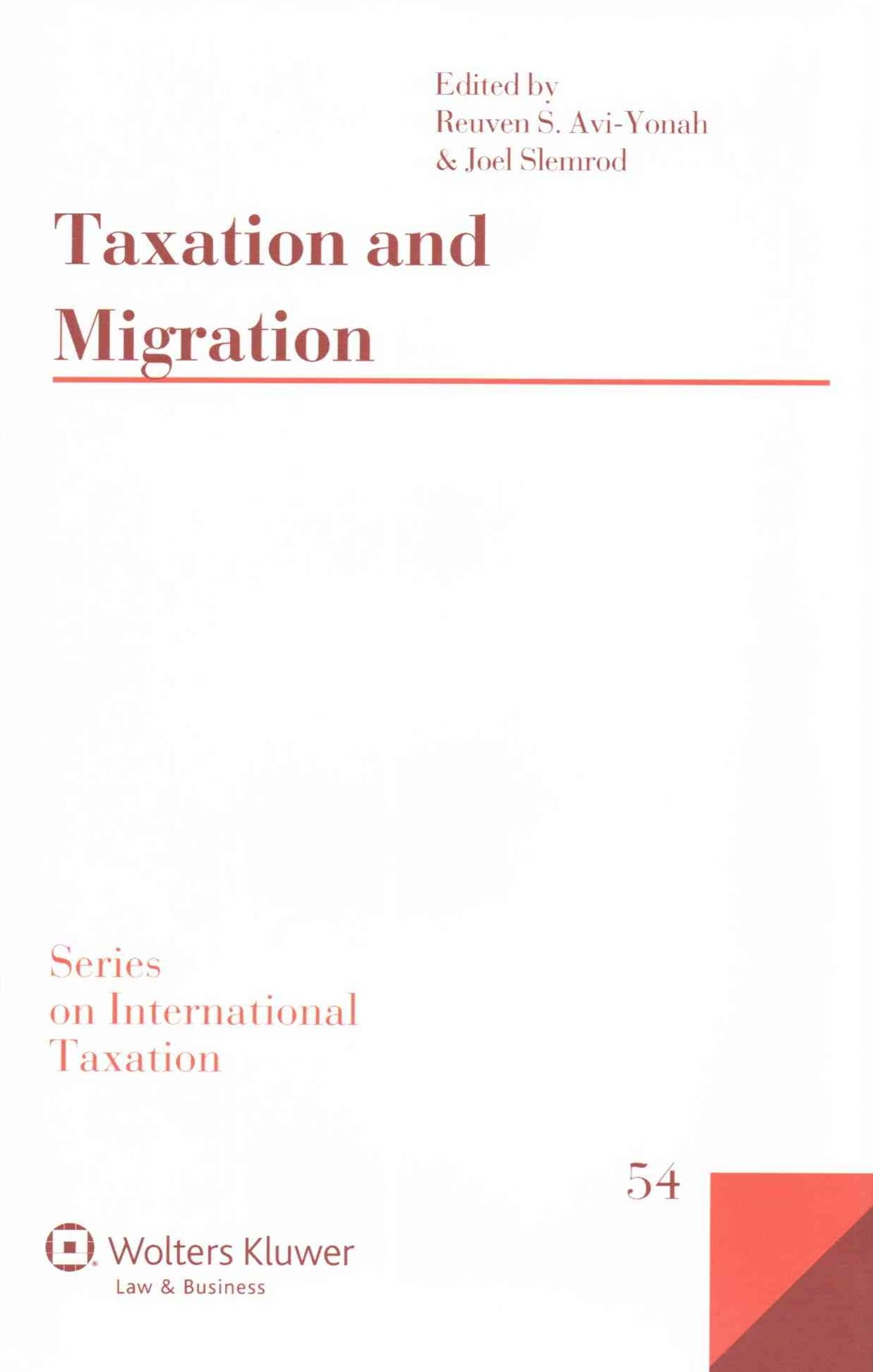 Taxation and Migration