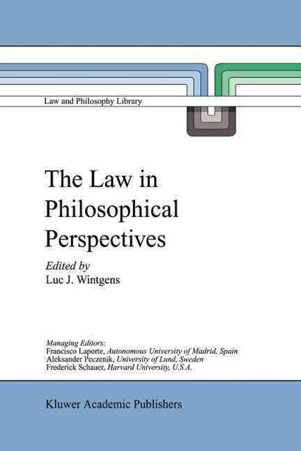 Law in Philosophical Perspectives