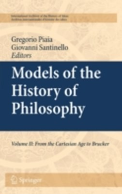 Models of the History of Philosophy