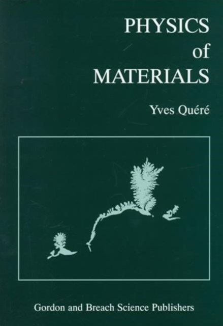Physics of Materials