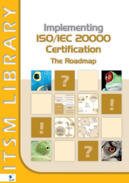 Implementing ISO/IEC 20000 Certification