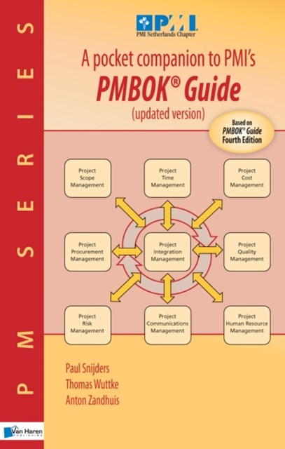 pocket companion to PMI's PMBOK® Guide updated version