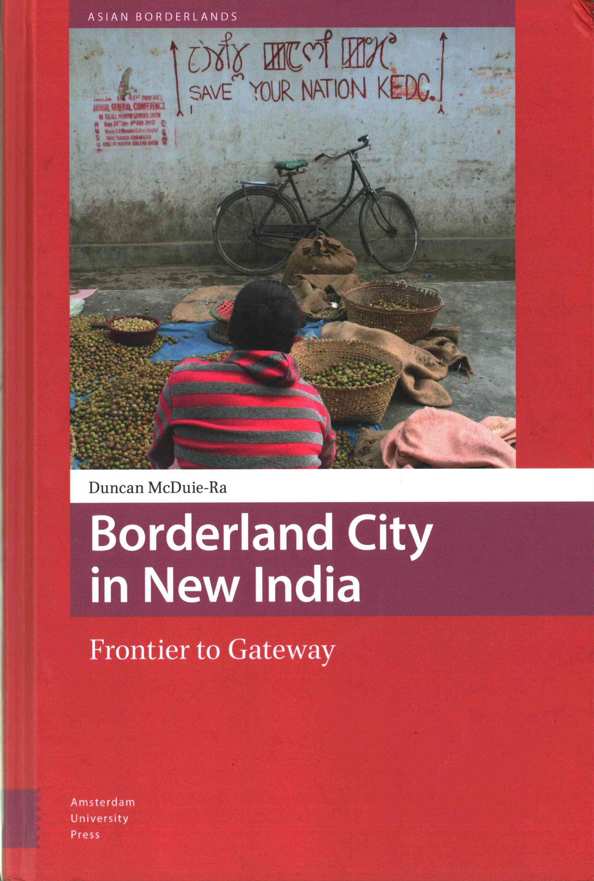 Borderland Cities in New India