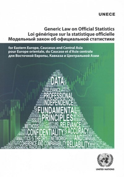 Generic Law on Official Statistics for Eastern Europe, Caucasus and Central Asia
