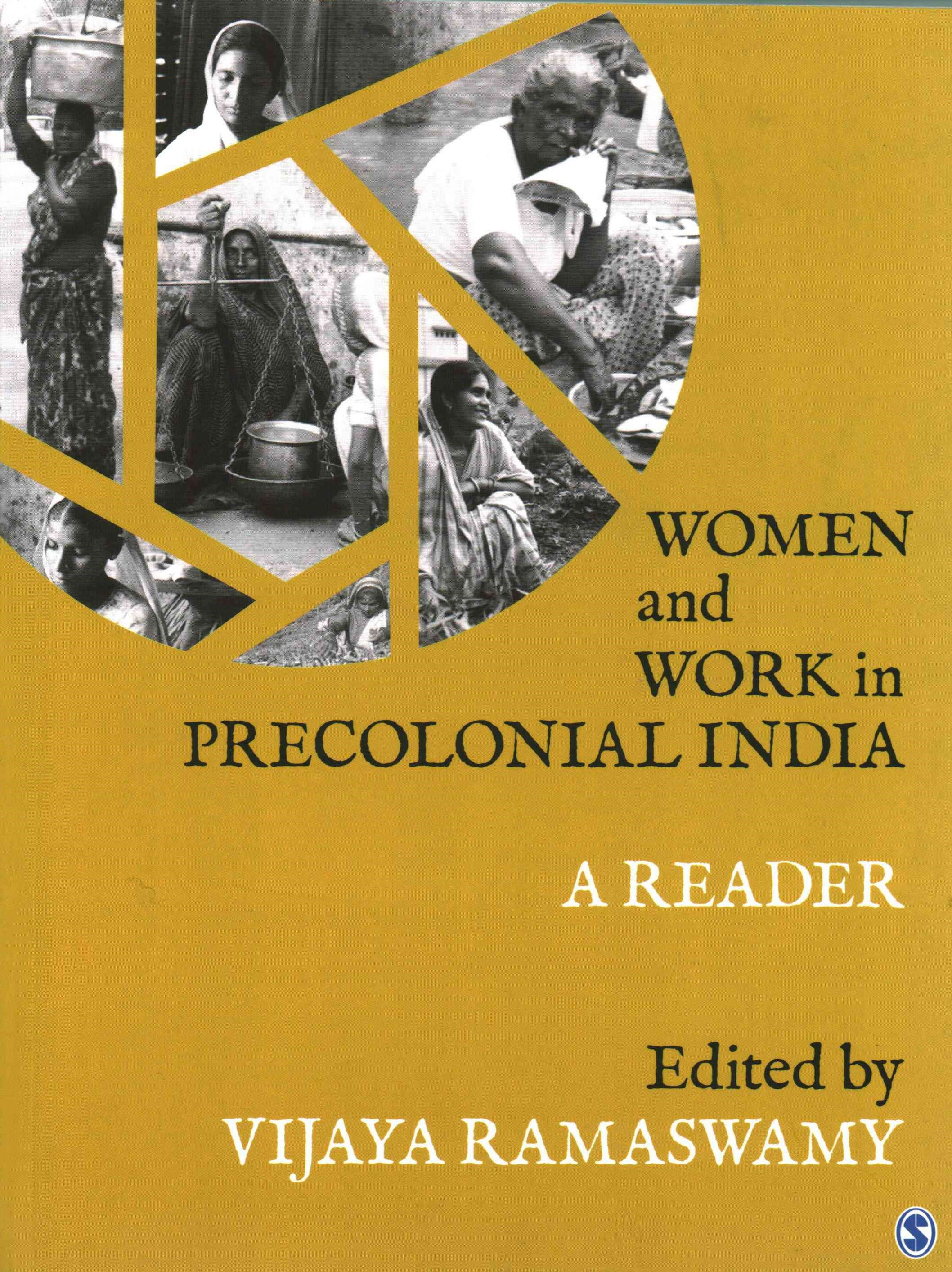 Women and Work in Precolonial India