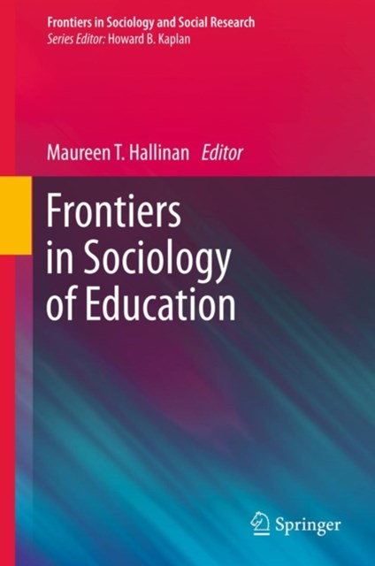 (ebook) Frontiers in Sociology of Education