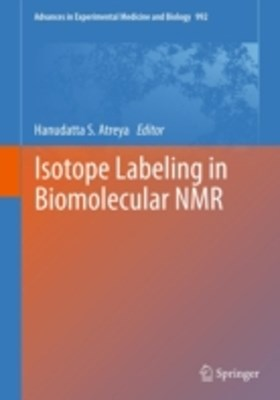 Isotope labeling in Biomolecular NMR