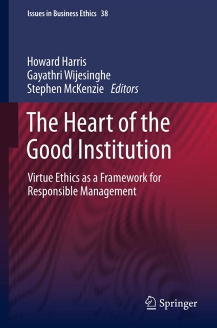 (ebook) Heart of the Good Institution