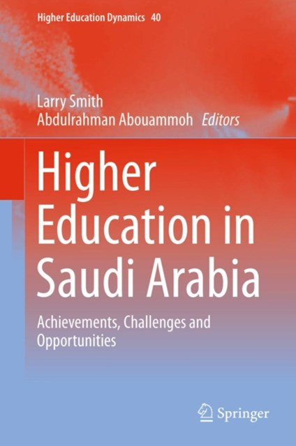 (ebook) Higher Education in Saudi Arabia