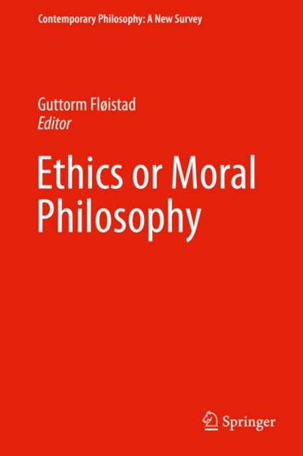 Ethics or Moral Philosophy