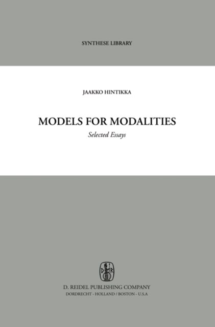 Models for Modalities