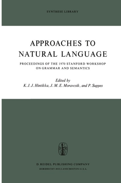 Approaches to Natural Language
