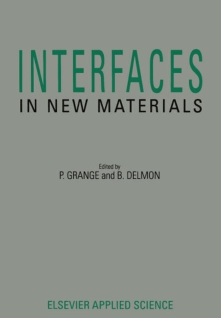 Interfaces in New Materials