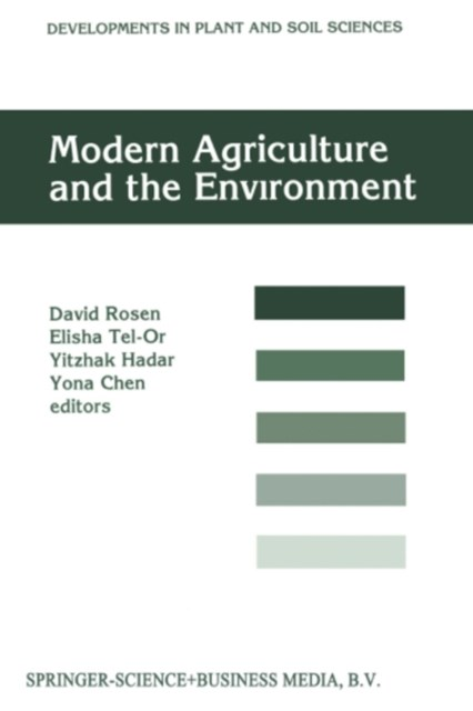 Modern Agriculture and the Environment