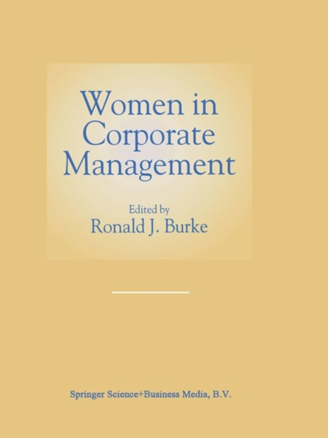 (ebook) Women in Corporate Management