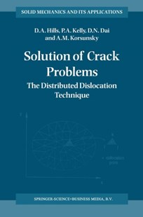 (ebook) Solution of Crack Problems - Science & Technology Engineering