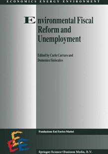 (ebook) Environmental Fiscal Reform and Unemployment - Business & Finance Ecommerce