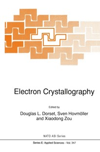 (ebook) Electron Crystallography - Science & Technology Chemistry