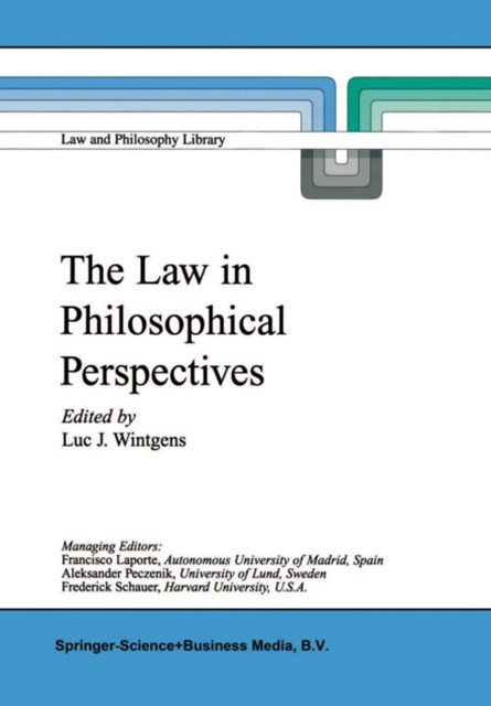 (ebook) Law in Philosophical Perspectives