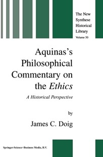 (ebook) Aquinas's Philosophical Commentary on the Ethics - Philosophy Ancient