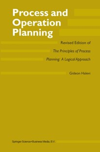 (ebook) Process and Operation Planning - Business & Finance Management & Leadership