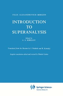 (ebook) Introduction to Superanalysis - Science & Technology Engineering