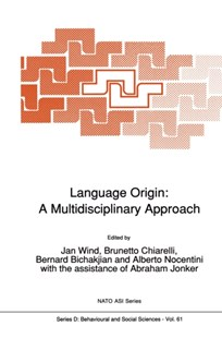 (ebook) Language Origin: A Multidisciplinary Approach - Philosophy Modern
