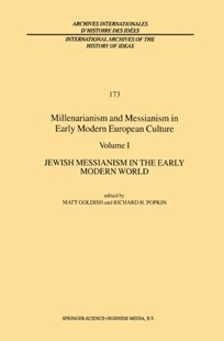 (ebook) Millenarianism and Messianism in Early Modern European Culture - History