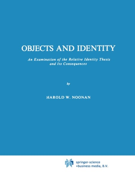 Objects and Identity
