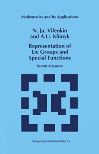 (ebook) Representation of Lie Groups and Special Functions - Science & Technology Mathematics