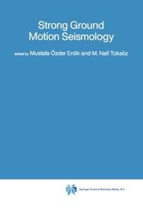 (ebook) Strong Ground Motion Seismology - Science & Technology Environment