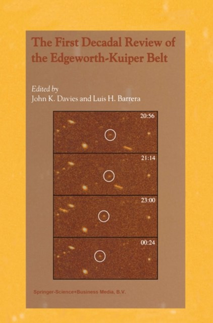 First Decadal Review of the Edgeworth-Kuiper Belt