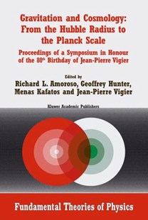 Gravitation and Cosmology: from the Hubble Radius to the Planck Scale by Richard L. Amoroso, G. Hunter, Menas Kafatos, J. P. Vigier (9789401739368) - PaperBack - Science & Technology Astronomy