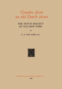 (ebook) Crumbs from an old Dutch closet - Language Asian Languages