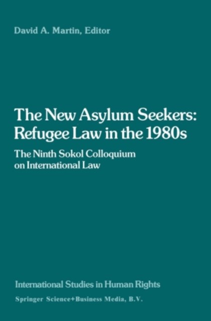 (ebook) New Asylum Seekers: Refugee Law in the 1980s