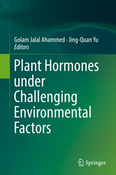 Plant Hormones under Challenging Environmental Factors