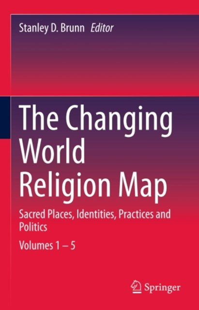 Changing World Religion Map