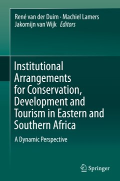 Institutional Arrangements for Conservation, Development and Tourism in Eastern and  Southern Afric